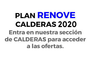 Banner Plan renove de Calderas en calderasdeoferta.com